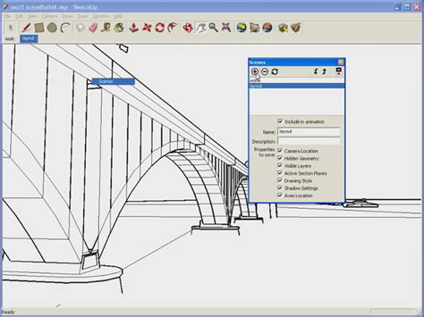 tutorial sketchup animation beginning sketchup