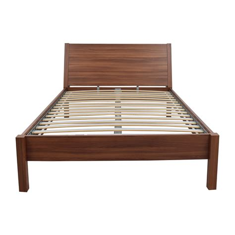 standard metal bed frame bekkestua headboard standard bed frame 28 images bed