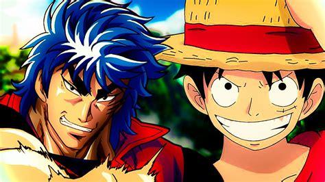 toriko  luffy anime rap battle youtube