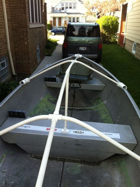 pontoon cover support diy 25 best ideas about boat covers on pinterest boat seats