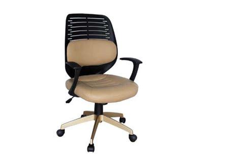 sedia ufficio offerta offerta sedia da ufficio colore chagne con 5 ruote