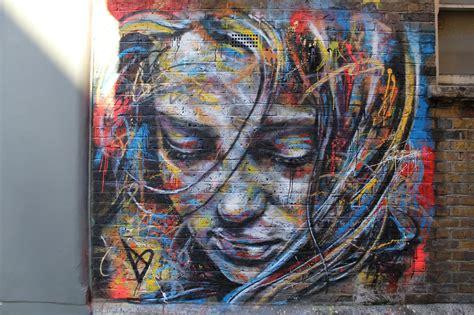 design art london david walker street artists