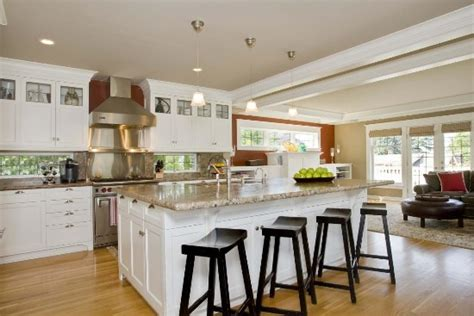 kitchen island cum dining table 55 incredible kitchen island ideas ultimate home ideas