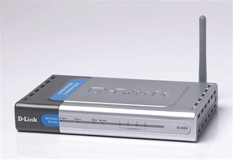 router dlink products configuration and installation on