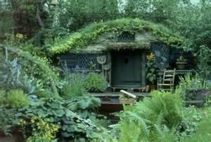 beautiful hobbit garden sheds green architecture