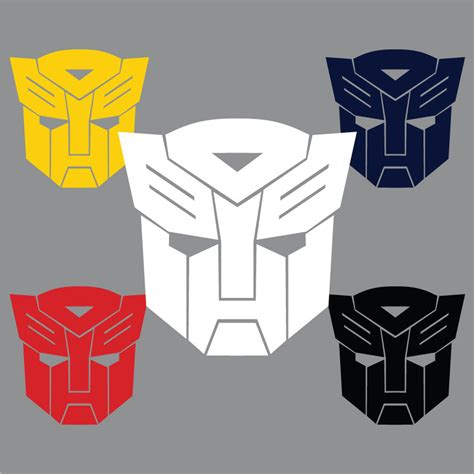 transformers autobot vinyl decal sticker car by tennesseedecals