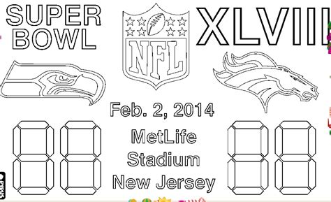 super bowl coloring page daily fantasy football week 5 dontthinkjusteat co