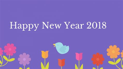 wish you a happy new year 2018 wishes status messages