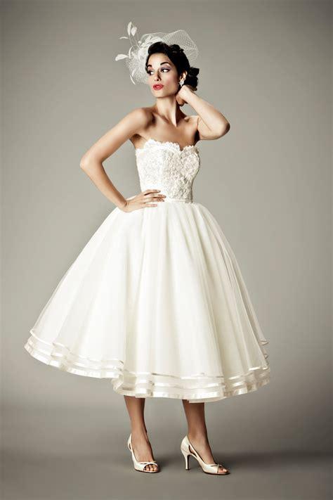 tea length wedding dresses wedding tea length wedding dresses