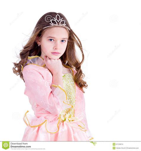 Yong Magic princess stock photo image of magic