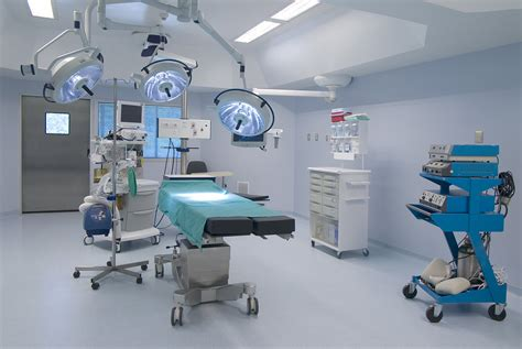 Operation Room by General Surgery Department Sinai Clinic Hospital