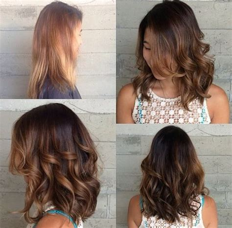 how to get loose curls medium length layers 70 darn cool medium length hairstyles for thin hair