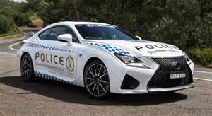 lexus rc f car australia
