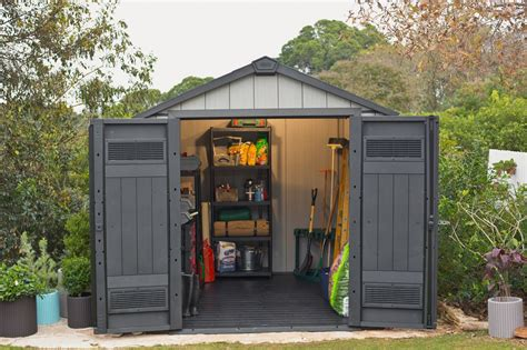 keter sheds oakland 757 outdoor storage shed keter