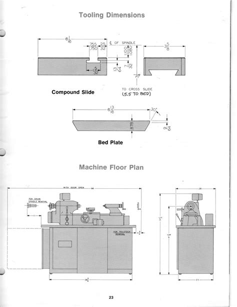H Drawing Size by Hlv H Dimensions Tool Heights Bed Dimensions Drawing