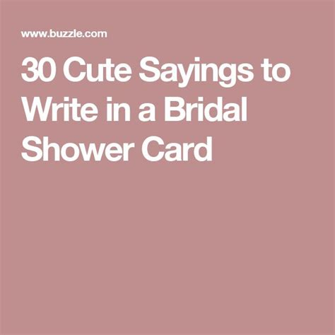 Wedding Sayings by 25 Best Ideas About Bridal Shower Sayings On