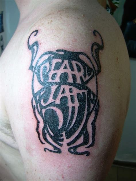 ink jam tattoo pearl jam logo picture at checkoutmyink