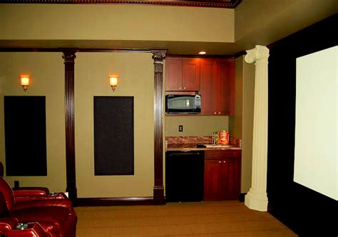 home theater design  bellingham  seattle theater