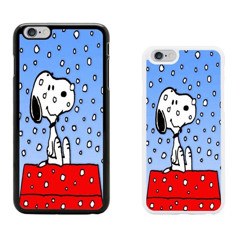 Snoopy For Iphone 6 snoopy cover for apple iphone 6 plus t8
