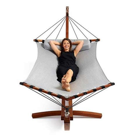 Free Standing Hammock Chair 25 Best Ideas About Free Standing Hammock On