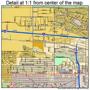 where is thornton colorado on a map denver colorado map 0820000