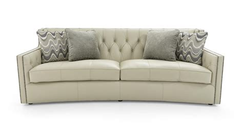 elegance sofa bernhardt candace 7277leo 206 200 sofa with transitional