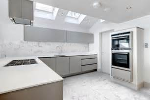 Houzz Kitchen Lighting Ideas bianco venatino marble tile modern kitchen toronto
