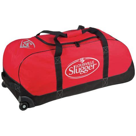 louisville slugger series 5 ton team equipment bag ebs514 tn