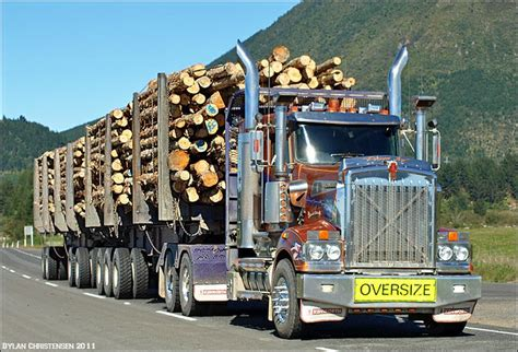 kw truck equipment 370 best images about log truck pictures on pinterest