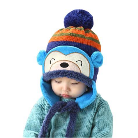 baby winter hat new fashion winter warm kid baby boy