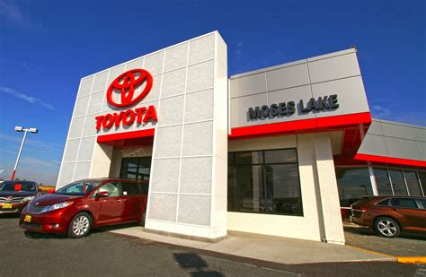 bud clary toyota of moses lake 10 photos 12 reviews