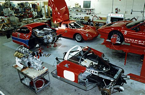 Ferrari Performance Parts Ferrari 308 Modifications