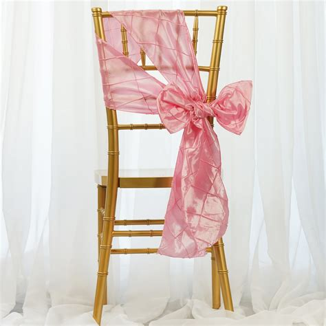 Chair Sashes For Sale 50 Pintuck Chair Sashes Bows Ties For Wedding