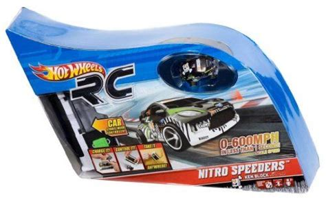 Mattel Wheels Rc Jump Truck Mattel Wheels Rc Nitro Speeders Ken Block
