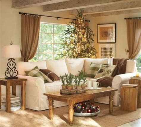 decorating with pottery small place style pottery barn christmas 2009 preview
