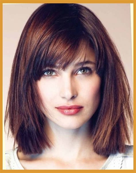 flattering bob hairstyles for square faces and women aged 40 flattering hairstyles for long square faces short
