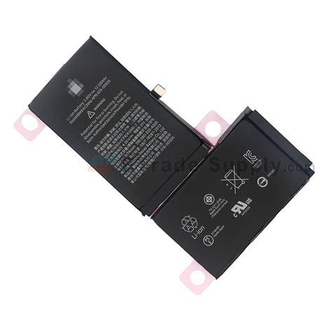 apple iphone xs max battery grade s etrade supply