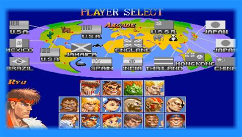 fighter 2 the new challengers fighter ii the new challengers mugen