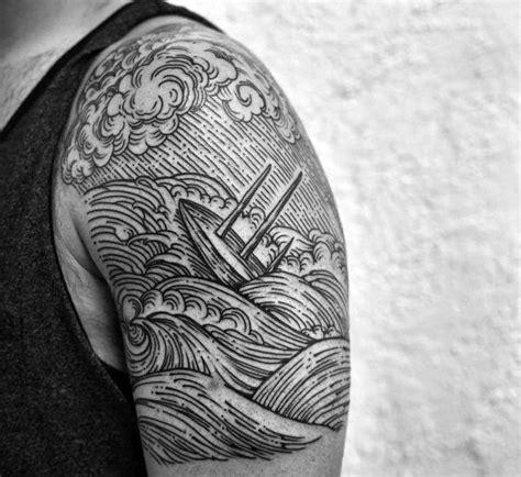 woodcut tattoo best 25 woodcut ideas on whale sketch