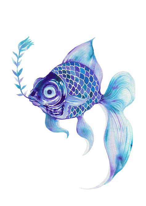 watercolor tattoo wrocław baby blue series on behance