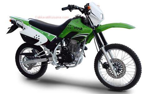 2014 Viar Vx I motor trail viar cakkavati kusuma