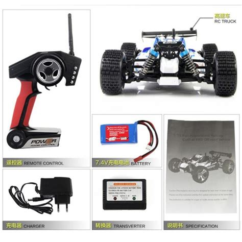 Wl A959 Vortex Buggy 118 24ghz 4wd Rtr 1 coche electrico rtr 118 buggy 4wd 24ghz wltoys a959 1014