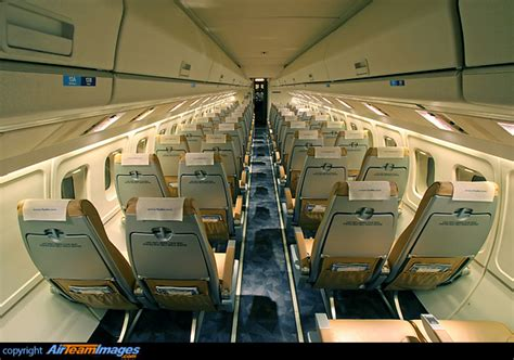 Fokker 50 Interior by Fokker 50 Oo Vli Aircraft Pictures Photos