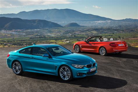 bmw 4 series co2 emissions world premiere 2017 bmw 4 series facelift