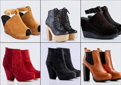 imagenes de zapatos invierno carteras y zapatos de invierno ayres paperblog