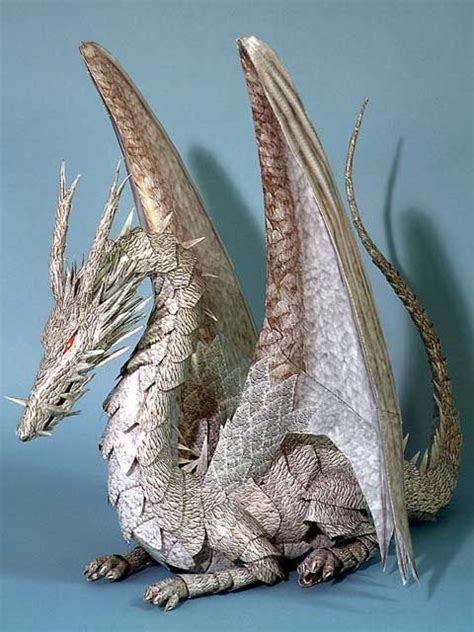 images  origami dragons  pinterest chinese