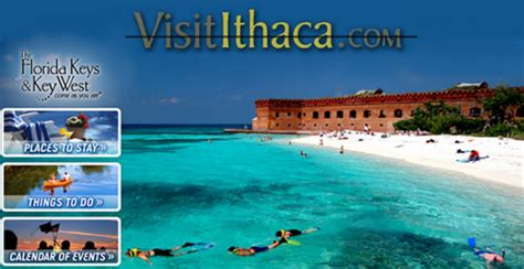 ithaca surrenders to winter tells tourists to visit florida