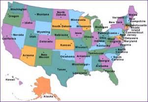 united states map maps of united states europe