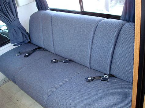 rv seat belts 5 things to about safe rv travel with