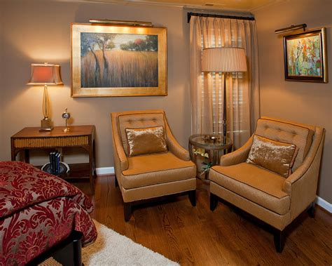 sitting area in master bedroom master bedroom sitting area bedroom other metro by